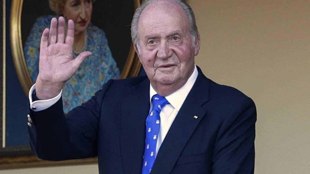 Medien: Spaniens Altkönig zahlt dem Fiskus Millionen Euro nach
