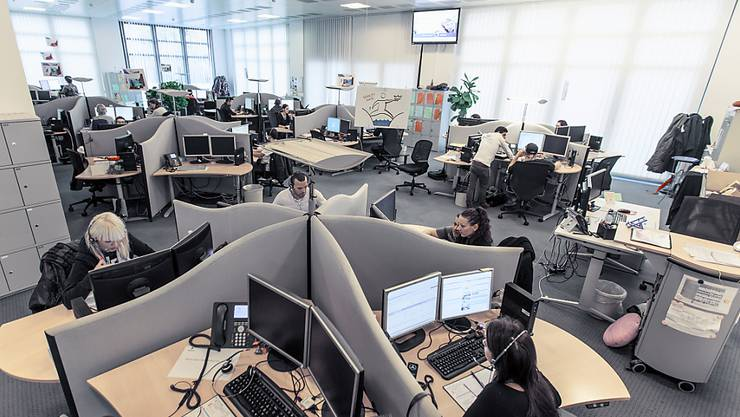 Im Lauf des Jahres 2018 verschwanden bei der Swisscom rund 541 Vollzeitstellen. (Archivbild)