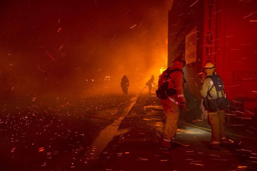 Waldbrände in Kalifornien (© Keystone)