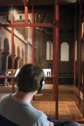 An den verschiedenen Stationen warten kurze Hörspiele, die dem Museumsbesucher Elemente der Heimat und ihre Herkunft näherbringen.