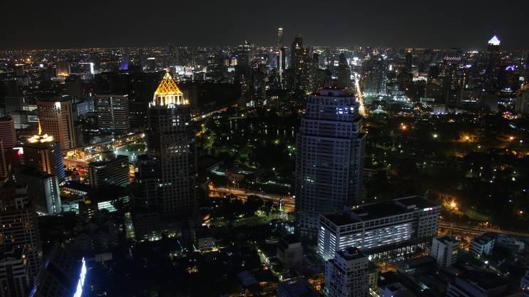 Bangkok bei Nacht – ein Hort der Sünde