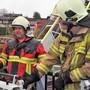 Hauptübung der Feuerwehr Thalheim
