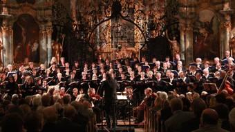 Murikultur sorgt für ein umfassendes Kulturprogramm, etwa für Konzerte in der Klosterkirche.