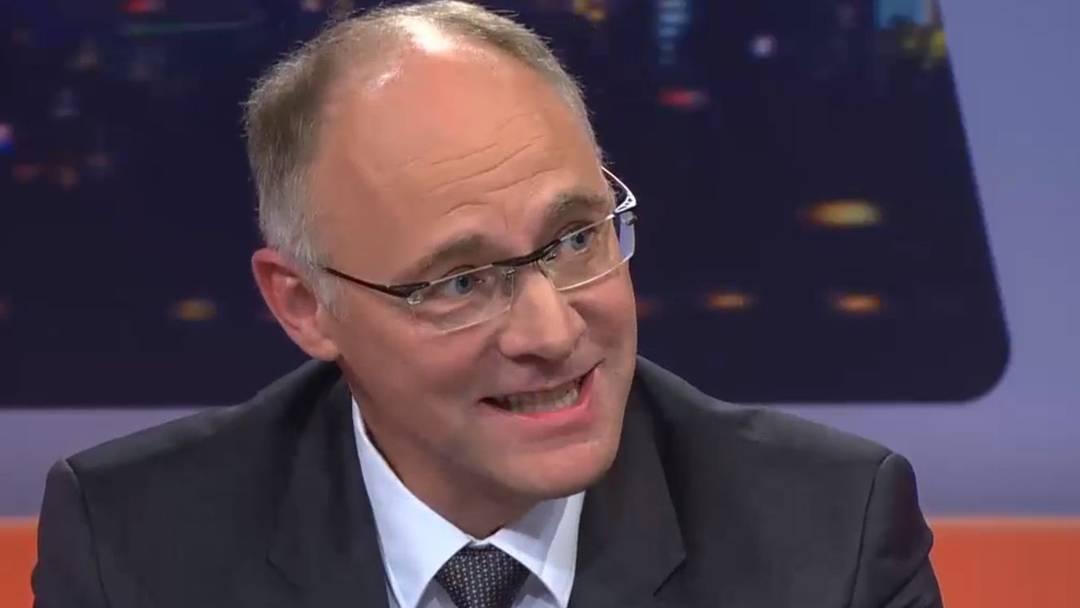 Ständerats-Wahltalk Runde 3: Es diskutierten Lilian Studer (EVP) gegen Hansjörg Knecht (SVP).