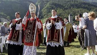 Dem Papst missfällt die Piusbrüderschaft