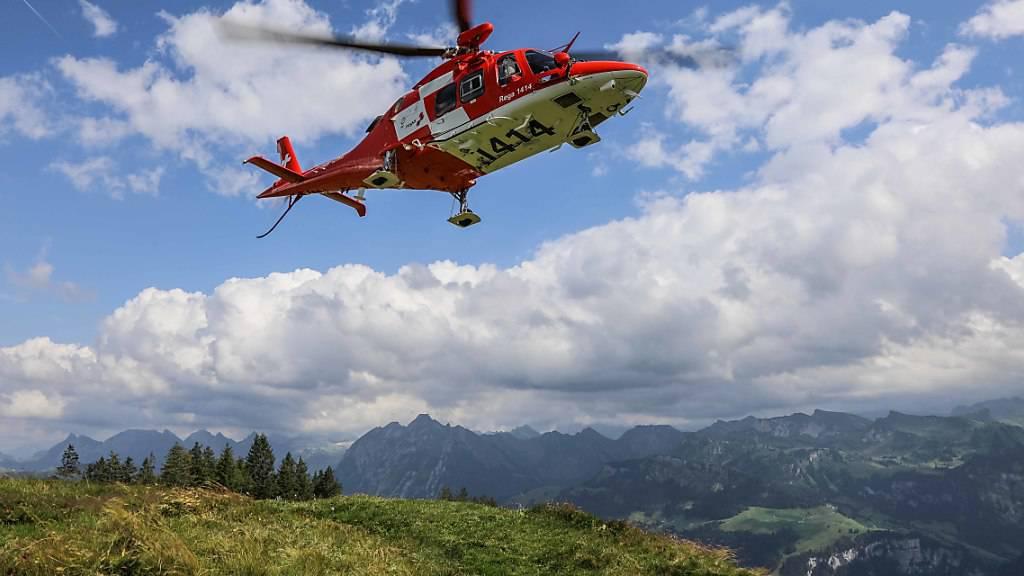 Rega fliegt rund 150 Einsätze über die Auffahrtstage