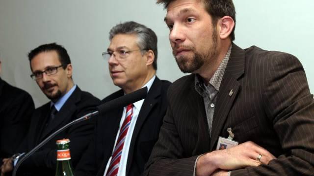 Tomislav Lang (r.) tritt als CEO von Skywork zurück