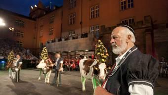 Der Kuhreihen der Greyerzer Sennen mit seinem eingängigen Refrain wird nicht offizielle Hymne des Kantons Freiburg. (Archivbild)