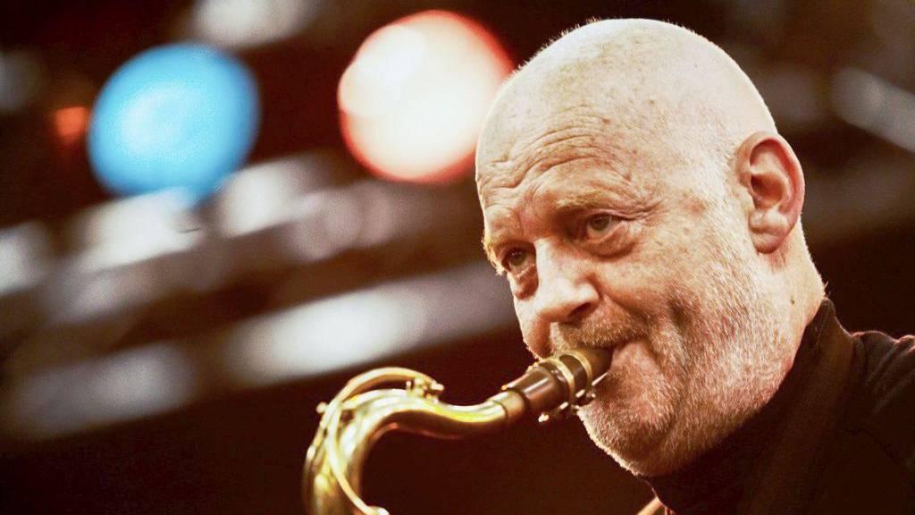 Jazzsaxofonist Andy Scherrer gestorben