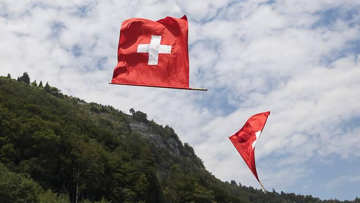 «Unser Nationalfeiertag steht an. Das bedeutet Höhenfeuer, Raketen und eine Besinnung auf den Rütlischwur 1291.»