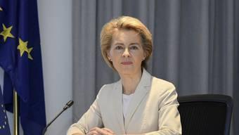 Ursula von der Leyen ist Präsidentin der Europäischen Kommission.