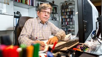 Werner Weibel, Mitglied Runder Tisch Alterszentrum Hintermatt: «Es ist positiv zu werten, dass ich eine Antwort erhalten habe. Diese wurde aber ohne Kenntnis der lokalen Verhältnisse gegeben.»