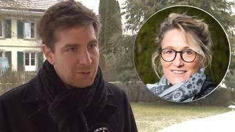 Die frühere Regierungsrätin Susanne Hochuli wird Präsidentin von Greenpeace. Grünen-Aargau-Präsident Daniel Hölzle räumt ein, das die Kandidatensuche eine Herausforderung sei.