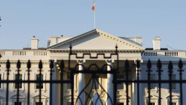 Das Weisse Haus in Washington