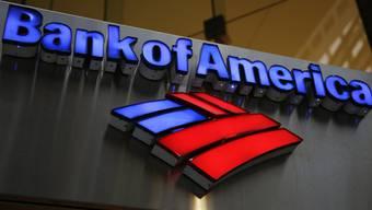 Bank of America-Filiale in Philadelphia (Symbolbild)