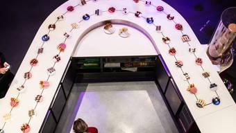 Chocolat Frey bietet zu Ostern ein Zentrum für Besucher voller Schokolade
