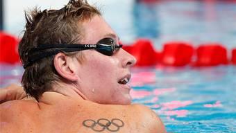 Olympia-Qualifikation geschafft: Yannick Käsers Blick ist nun nach Rio de Janeiro gerichtet. keystone/Archiv