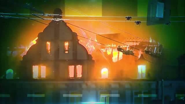 Sondersendung zum Flammeninferno in der Zürcher Innenstadt