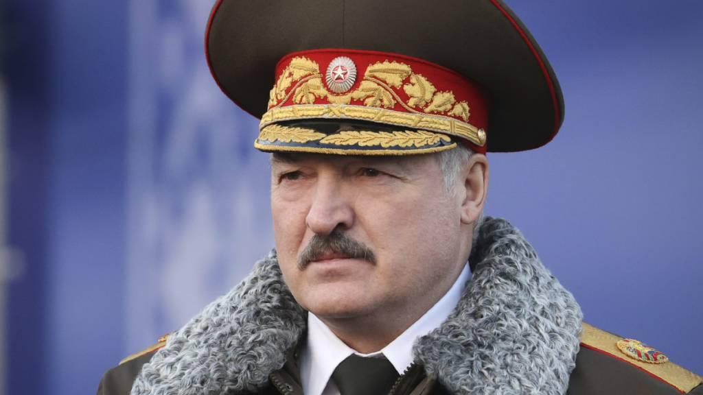 Lukaschenkos Sohn auf erweiterter Schweizer Belarus-Sanktionsliste