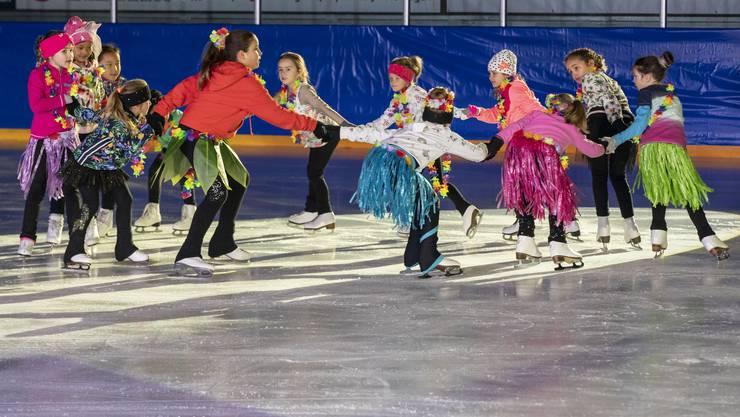 Die 40. Eisgala im Eisstadion Kleinholz in Olten ging am Samstagabend über die Bühne.