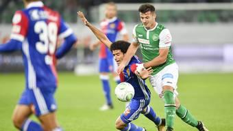 FC Basel-FC St. Gallen, 20.09.2017