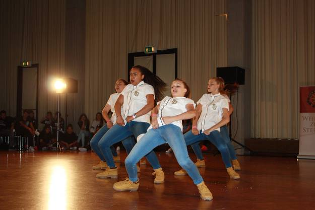 Top Dance legt eine starke Performance hin