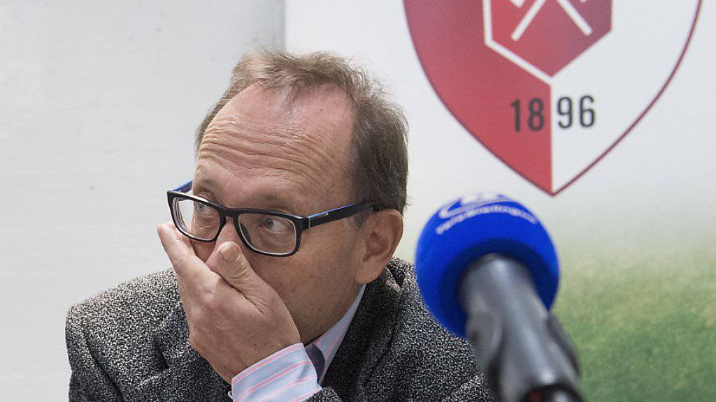 Biels umstrittener Präsident Carlo Häfeli: Was kommt noch auf uns zu?