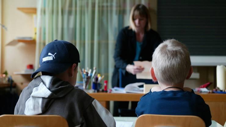 Im Kanton Solothurn gibt es derzeit nur wenige Schüler in den Regionalen Kleinklassen. (Symbolbild)