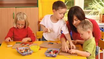 Das neue Kinderbetreuungsgesetz bezweckt die Erleichterung der Vereinbarkeit von Beruf und Familie sowie die Chancengerechtigkeit von Kindern. (Symbolbild)