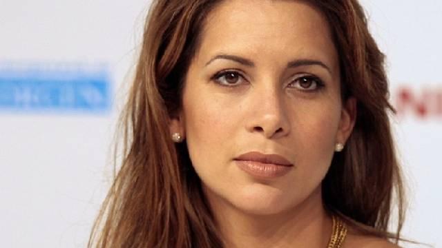 FEI-Präsidentin Haya Bint al Hussein