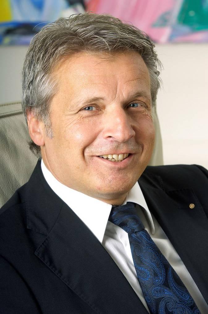 Martin Schönenberger auf einem Foto aus dem Jahr 2009. Bild: Tagblatt Archiv