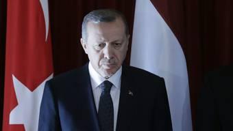 Hält die Zügel als Staatspräsident immer enger in der Hand: Recep Tayyip Erdogan, ehemaliger Ministerpräsident der Türkei.