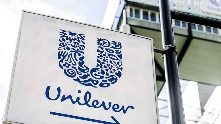 Unilever rechnet auch in diesem Jahr mit Herausforderungen. (Archivbild)