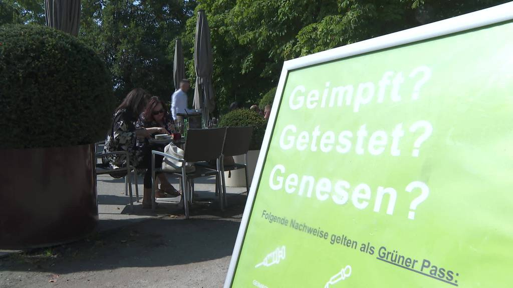 Covid-Zertifikat: Österreicher Restaurants machen es vor