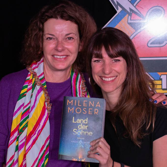 Milena Moser übers Grossmutter werden
