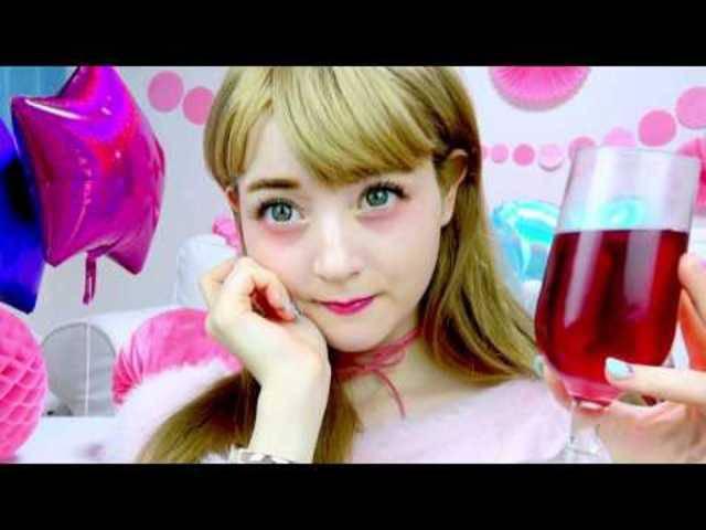 «Hangover Make-up»: «Venus Angelic» zeigt, wie man sich betrunken schminkt.