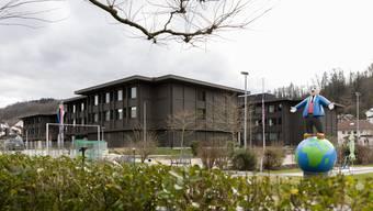 Kita und Hort sind im Generationenhaus Pfauen in Bad Zurzach untergebracht