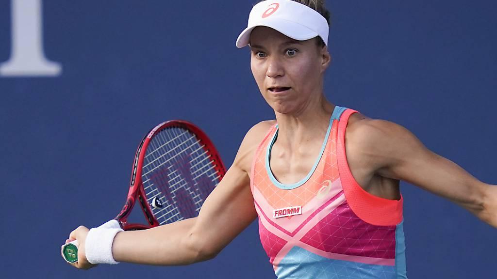 Viktorija Golubic nähert sich nach dem Final in Lyon im Ranking wieder den Top 100 an.
