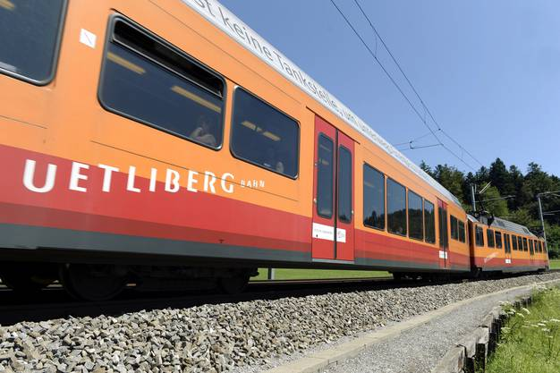 Die Uetlibergbahn