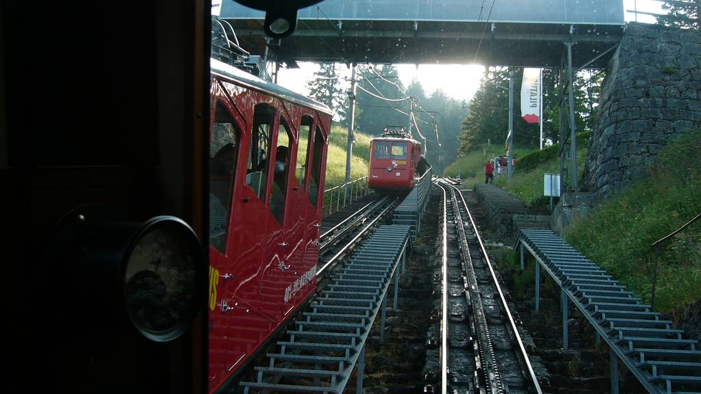 Pilatus Zahnradbahn ab 2022 mit neuen Wagen
