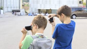 Das Stadtmuseum in Aarau lockt die Kinder mit Robotern, 3D-Druck oder einem Fotokurs an.