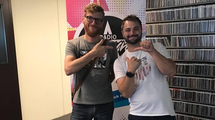 Ja! Marco macht das Rennen und gewinnt die Reise zu Ed Sheeran!