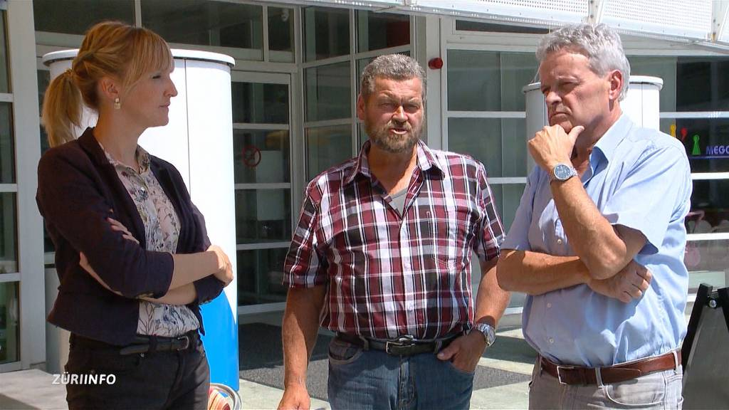 So will die Gemeinde Meggen Schweinezüchter Hofer helfen