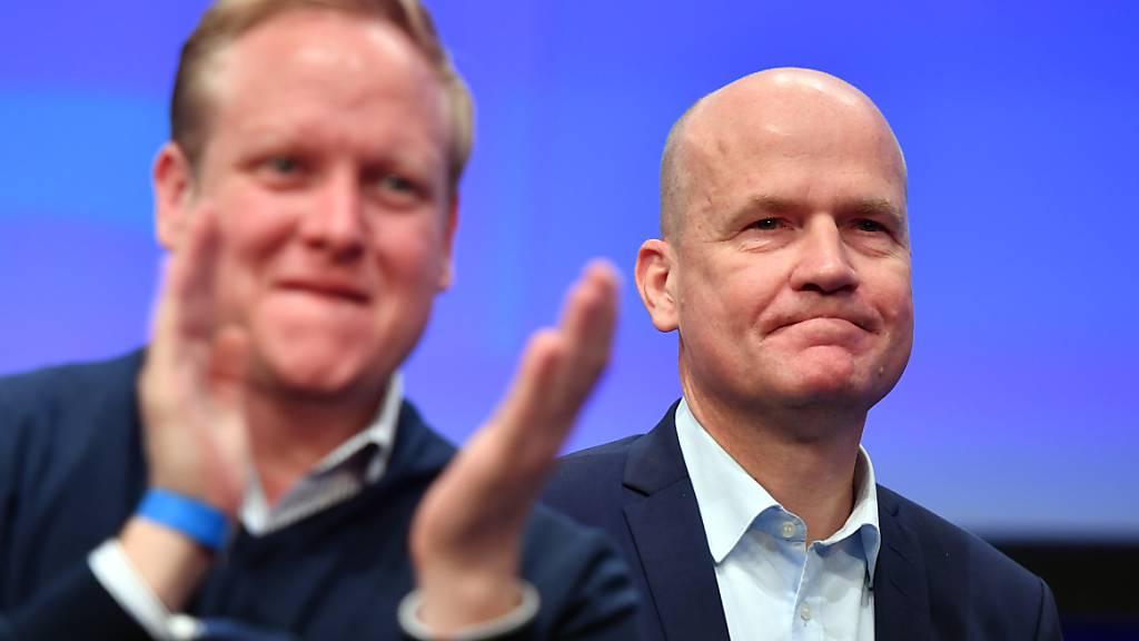 Brinkhaus ruft Union zu Zusammenhalt auf – Kritik bei der JU