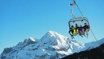Die Talsohle im Tourismus ist erreicht: Die Skifahrer kehren zurück.