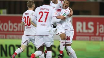 Solidarität mit dem Verein, der auf viele Einnahmen verzichten muss: Die Spieler und Angestellten des 1. FC Köln verzichten auf einen Teil ihres Lohns