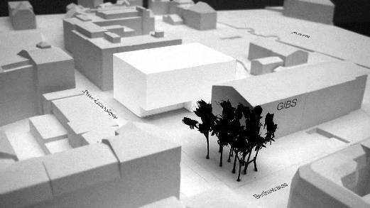 Ob an der Niklaus-Konrad-Strasse in Solothurn gebaut wird, entscheiden Parlament und Volk.  zvg Ob an der Niklaus-Konrad-Strasse in Solothurn gebaut wird, entscheiden Parlament und Volk.  zvg