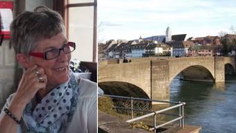 Wer hat die Vermisste zwischen dem 8. und 9. August gesehen? Und wie kam sie von Nottwil nach Rheinfelden (Bild)? Die Polizei sucht Zeugen.