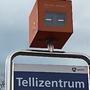 Bushaltestellen-Anzeige Aarau Telli