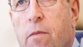 Der ehemalige Baudirektor Peter C. Beyeler